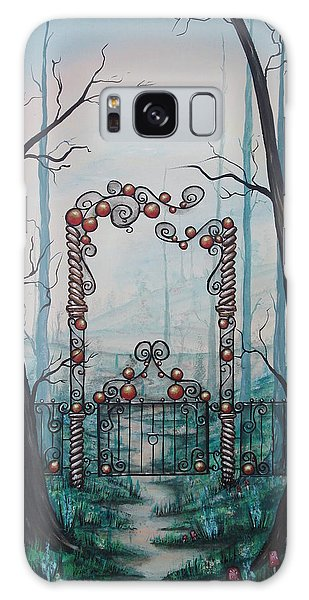 Gate Of Dreams Galaxy Case