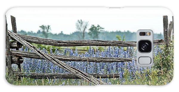 Gate To Blue Galaxy Case by Cheryl Baxter