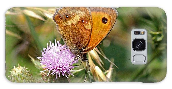Gatekeeper Butterfly Galaxy Case