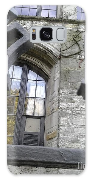 Gates And Windows Galaxy Case by Susan Townsend