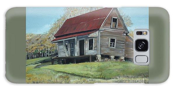 Gates Chapel - Ellijay Ga - Old Homestead Galaxy Case