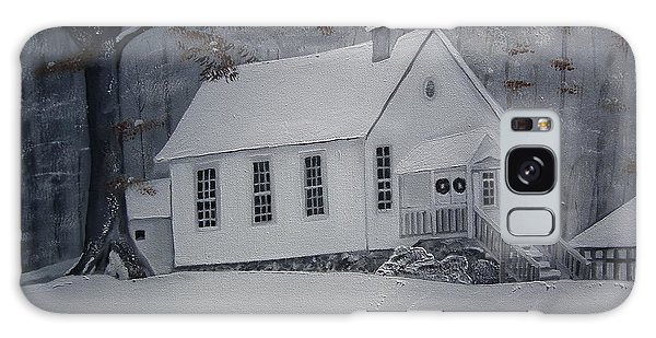 Gates Chapel - Ellijay - Signed By Artist Galaxy Case by Jan Dappen
