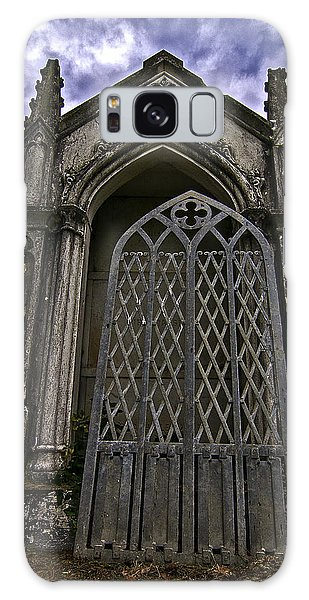 Gates Of Hades II Galaxy Case by Andy Crawford