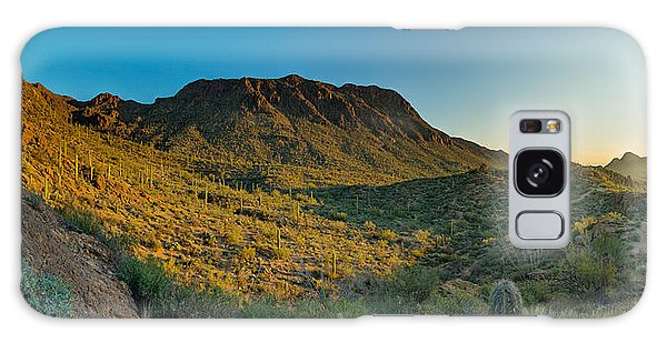 Gates Pass Sunrise Galaxy Case