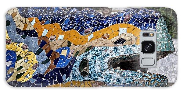 Gaudi Dragon Galaxy Case