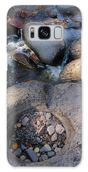 Gauthier Creek Point Of Interest Galaxy Case