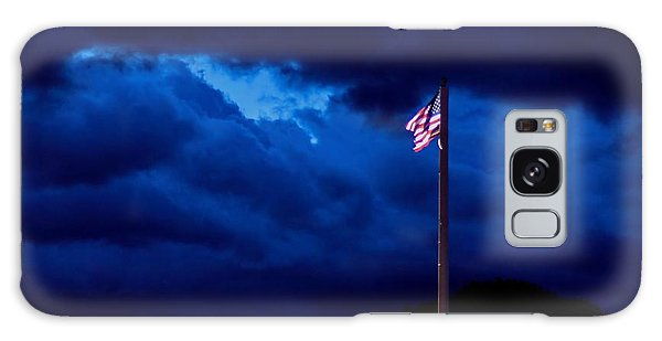 Gave Proof Through The Night That Our Flag Was Still There. Galaxy Case