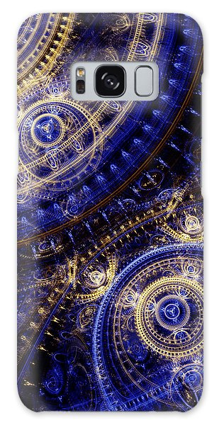 Fractal Galaxy Case - Gears Of Time by Martin Capek