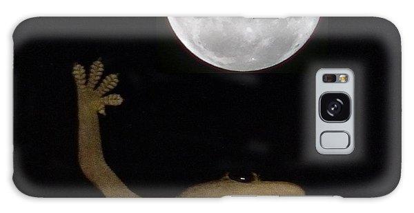 Gecko Moon Galaxy Case