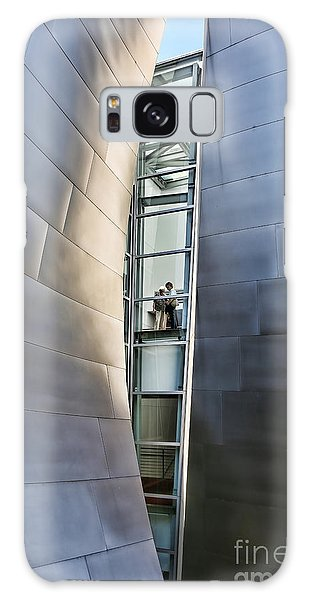 Walt Disney Concert Hall Galaxy Case - Gehry IIi by Chuck Kuhn
