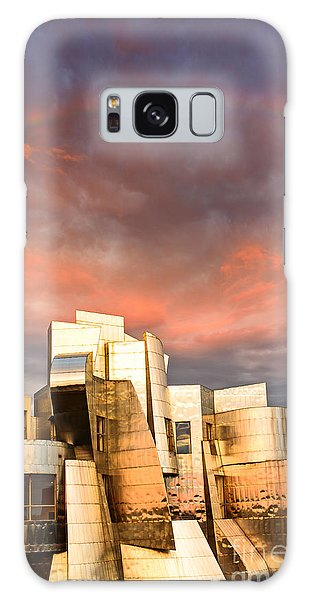 Gehry Rainbow Galaxy Case by Joe Mamer