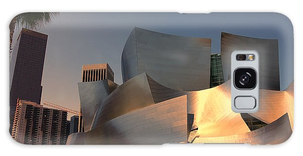 Walt Disney Concert Hall Galaxy Case - Gehry Tones by Chuck Kuhn
