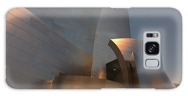 Walt Disney Concert Hall Galaxy Case - Gehry Tones Iv by Chuck Kuhn