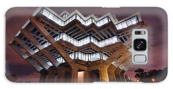 Geisel Library Galaxy Case