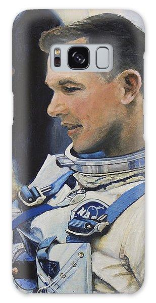 Astronaut Galaxy Case - Gemini Viii Dave Scott by Simon Kregar