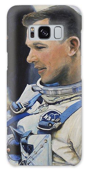 Professional Galaxy Case - Gemini Viii Dave Scott by Simon Kregar