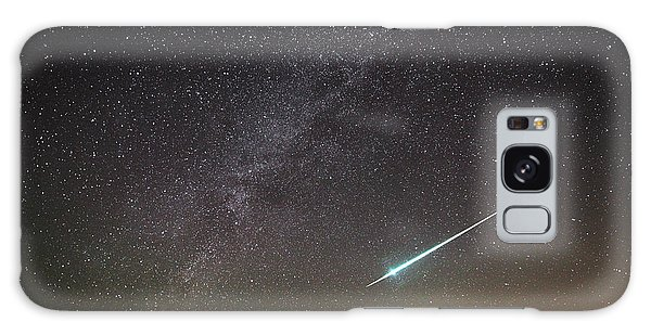 Geminid Meteor In Florida Galaxy Case