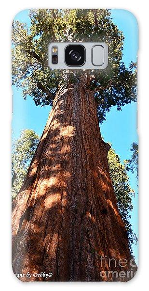 General Sherman Tree Galaxy Case by Debby Pueschel