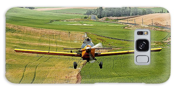 Genesee Crop Dusting Galaxy Case