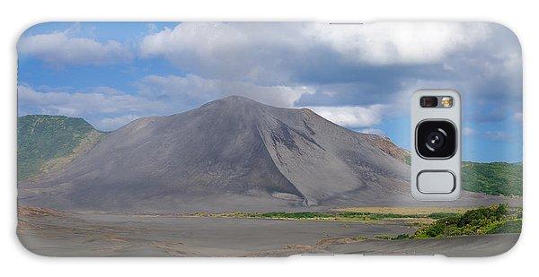 Gently Smoking Volcano Galaxy Case