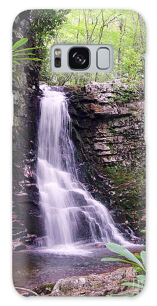 Gentry Creek- Upper Falls Galaxy Case