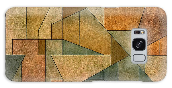 Geometric Abstraction Iv Galaxy Case