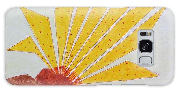 Geometric Blooming Lotus Galaxy Case by Sonali Gangane