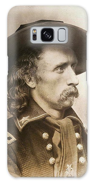 Us Civil War Galaxy Case - George Armstrong Custer by Unknown