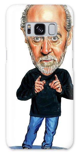 Fun Galaxy Case - George Carlin by Art