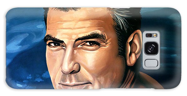 Clayton Galaxy Case - George Clooney 2 by Paul Meijering