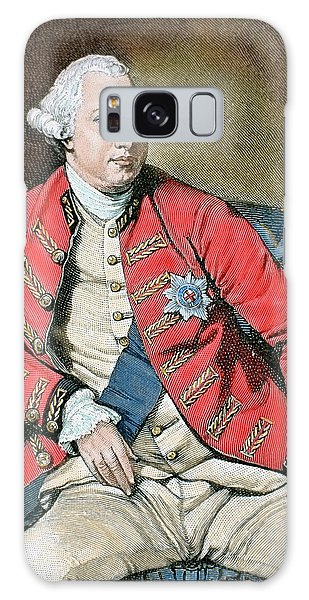 George IIi (london, 1738-windsor, 1820 Galaxy Case