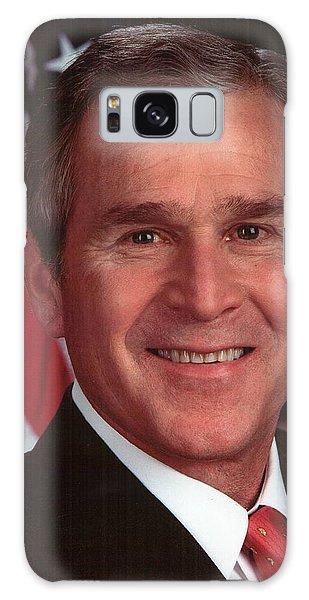 George W Bush Galaxy Case by Official Gov Files