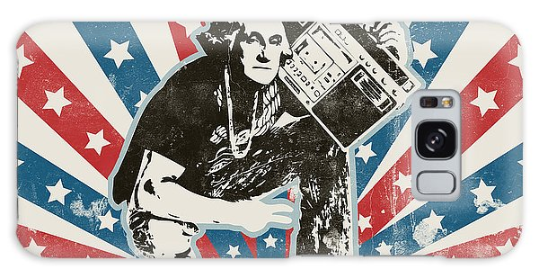 George Washington - Boombox Galaxy S8 Case