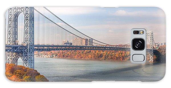 George Washington Bridge Galaxy Case