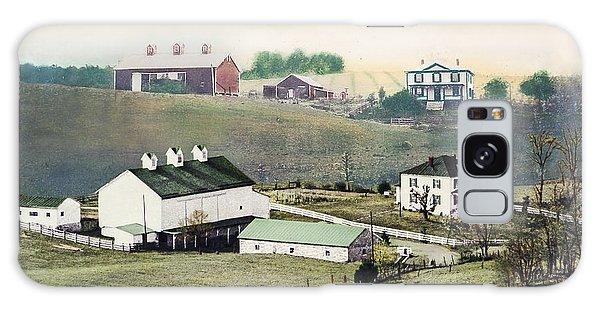 Georges Farm Galaxy Case