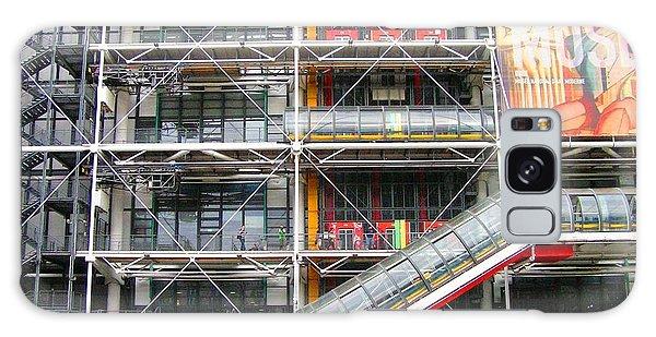 Georges Pompidou Centre Galaxy Case