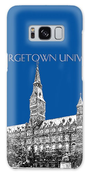 Georgetown University - Royal Blue Galaxy S8 Case