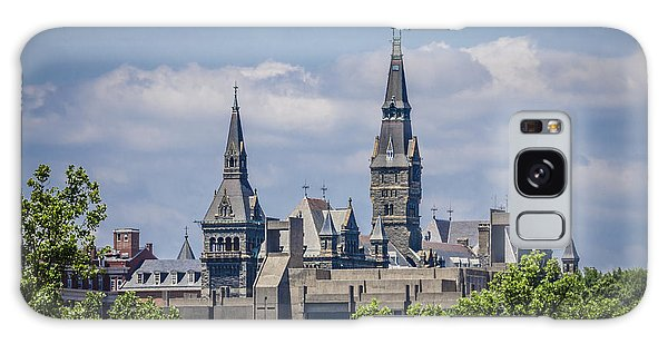 Georgetown University Galaxy Case