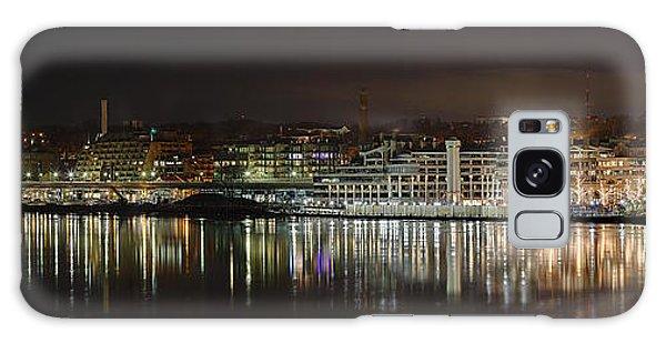 Georgetown Waterfront Galaxy Case