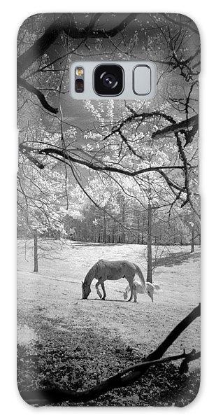 Georgia Horses Galaxy Case