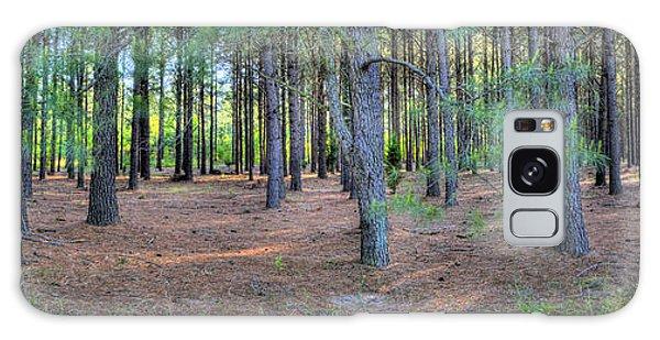 Georgia Pine Forest Galaxy Case