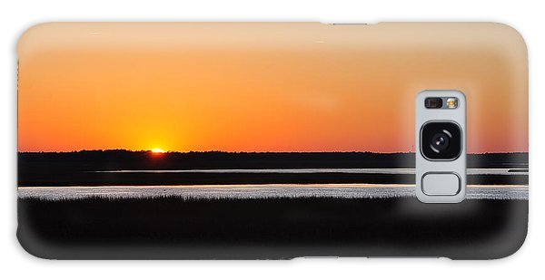 Georgia Sunset Galaxy Case