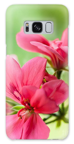 Geranium Gift Galaxy Case