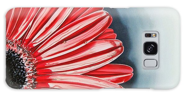 Gerber Daisy 2 Galaxy Case