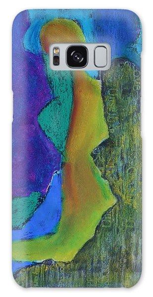 Gestalt Galaxy Case by Jean Cormier
