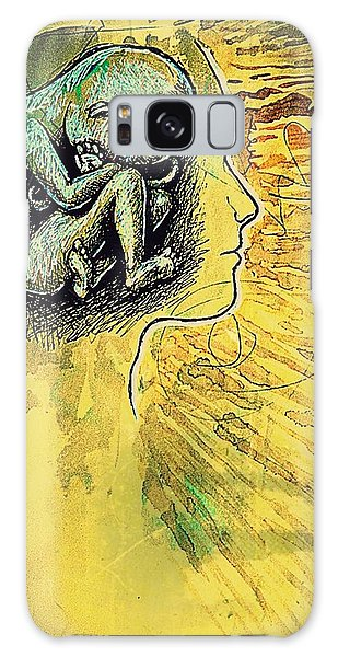 Gestation Of Ideas Galaxy Case