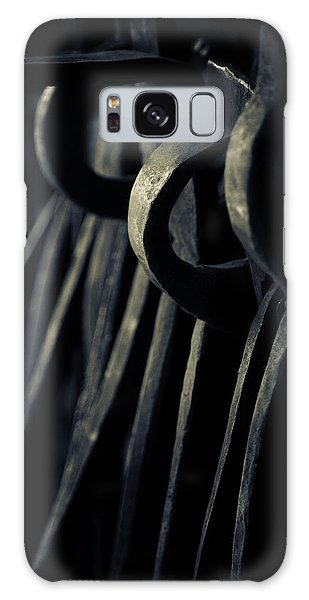 Get A Grip... Galaxy Case by Russell Styles