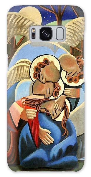 Angel Galaxy Case - Gethsemane The Hour Is Near by Anthony Falbo