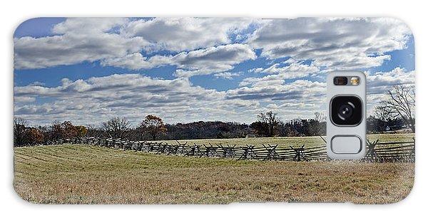 Gettysburg Battlefield - Pennsylvania Galaxy Case by Brendan Reals