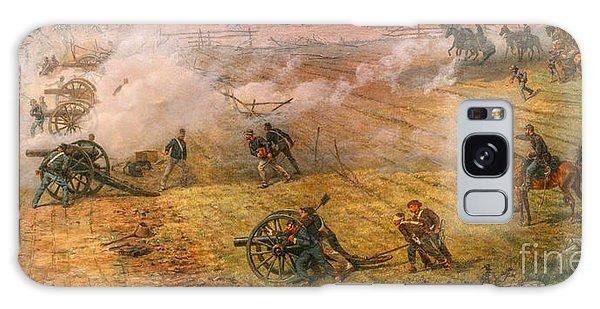 Gettysburg Cyclorama Detail One Galaxy Case